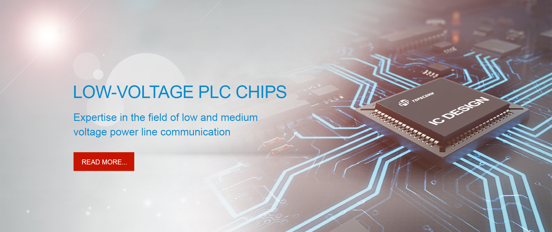 Low Voltage PLC Chips